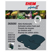 Eheim carbon pad 2026/2028 replacement pads for th-77696