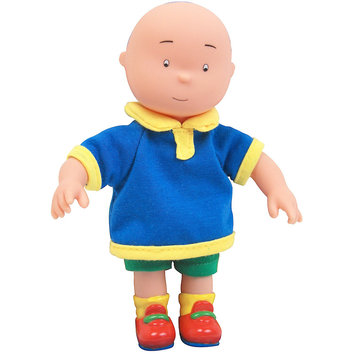 Caillou IDCAI0563 Small Doll 7 inches