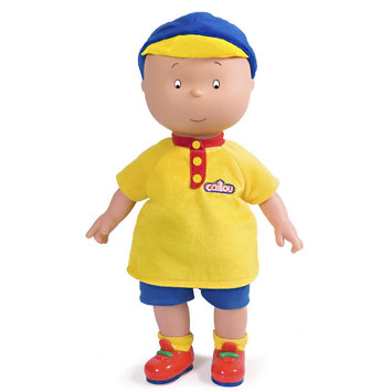 Caillou DOLL LARGE