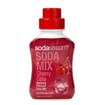 SodaStream (6) 500mL Packs Cherry Cola Soda Mix