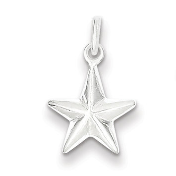 Sears Expired Sterling Silver Star Charm