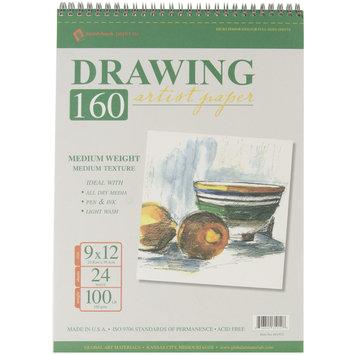 Global Art Spiral Drawing Pad, 9