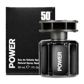 Denal Sales Inc Power For Men 1 oz Eau De Toilette Spray By 50 Cent