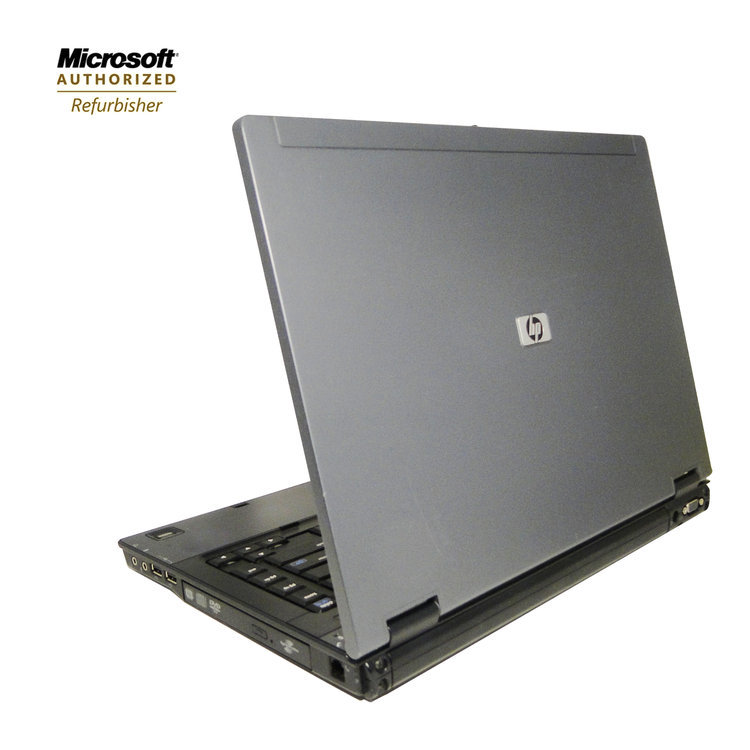 Blue Chip Games HP 8510P Refurbished 15.4 Laptop, Intel Core2Duo 2GHz, 2GB, 80GB, CDRW/DVD, WIFI, Windows7 Home Premium
