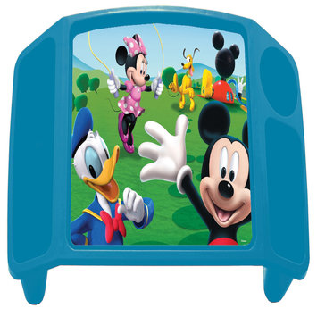 Justin Products Inc. Kids Only! Mickeys Playground Pals Activity Tray