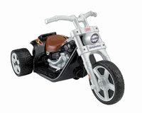 Fisher Price Harley Davidson Rocker RideOn