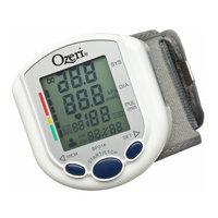 Ozeri BP01K CardioTech Pro Series Digital Blood Pressure Monitor with Heart Heal
