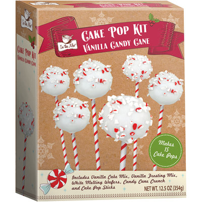 Cake Pop Kit Vanilla Peppermint