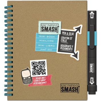Eksuccess Brands 3-D Mini SMASH Book-With Pen And Glue