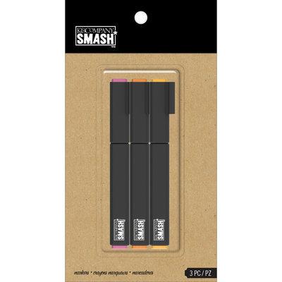 Eksuccess Brands K & Company SMASH Warm Markers 3/Pkg