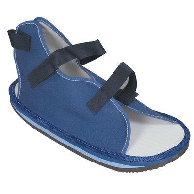 Mabis 53060440123 Rocker Bottom Cast Shoe Large