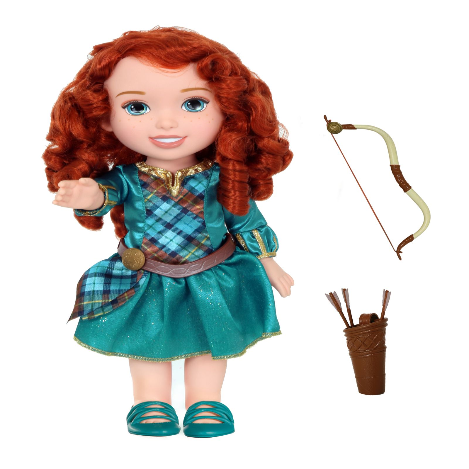 Tolly Tots Disney Princess Brave Merida Forest Adventure Set