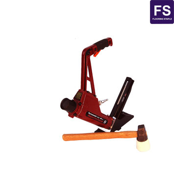 Porta Nails Porta-Nails Nailers 15.5-Gauge Portamatic-S Pneumatic Flooring Stapler with Case 472A