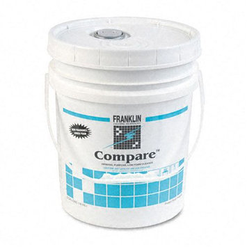 Franklin F216026 Compare Floor Cleaner 5 gal Pail