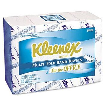 Kimberly-clark SCOTT Multifold Paper Towels, White, 150/Pk, 4/Ctn