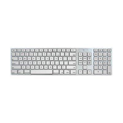 iHOME IMAC-K120S Full Size Mac Keyboard-Silver