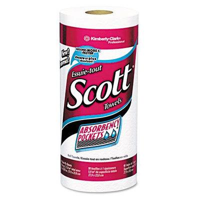 Kmart.com Kimberly-Clark SCOTT Kitchen Towel Rolls w/ABSORBENCY POCKETS