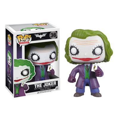 funko POP Heroes VINYL Dark Knight MOVIE The Joker 3372