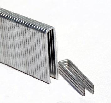 Porta Nails 1-1/4 in. x 1/4 in. Crown 18-Gauge Galvanized Flooring Staples (5 000-Pack)