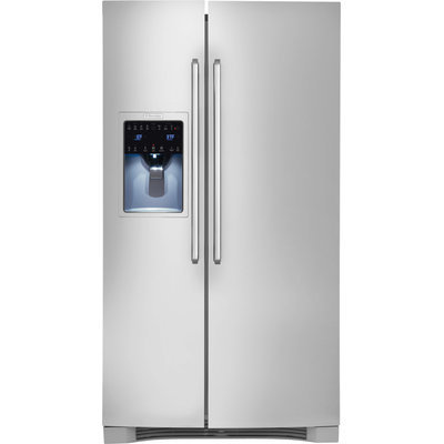 Electrolux Stainless Steel Side-By-Side Refrigerator - EI26SS30JS