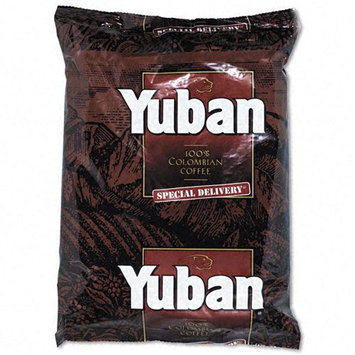 Five Star Distributors, Inc. Yuban Coffee - 100 Colombian - Filter Pack - 12 Cup