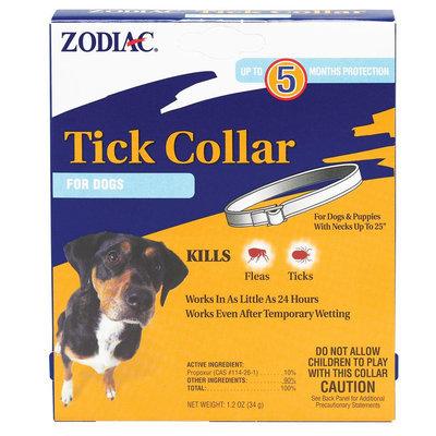 Farnam Pet Products Flea Tick Collar Dogs 1.20 Ounce - 44740