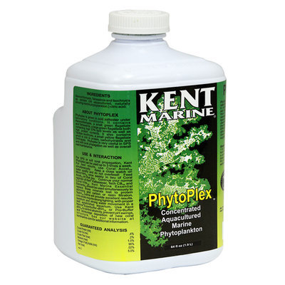Kent Marine Phytoplex Concentrated Phytoplankton: 64 oz