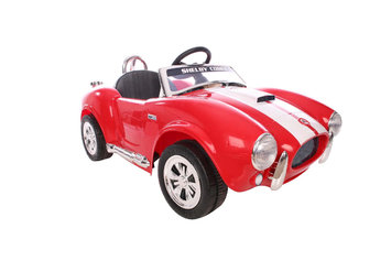 Kid Motorz 12-volt One Seater Shelby Cobra