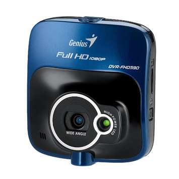 Genius Products Genius DVR-FHD590 Full HD vehicle recorder
