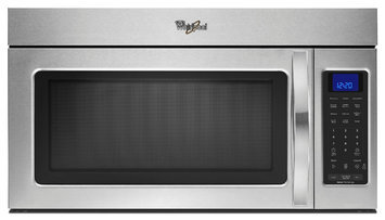 Whirlpool 1.9 cu. ft. Over-the-Range Microwave w/ Steam Cooking - Stainless Steel