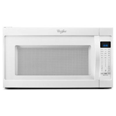 2.0 cu. ft. Over-the-Range Microwave w/ CleanRelease® Non-Stick Interior - White