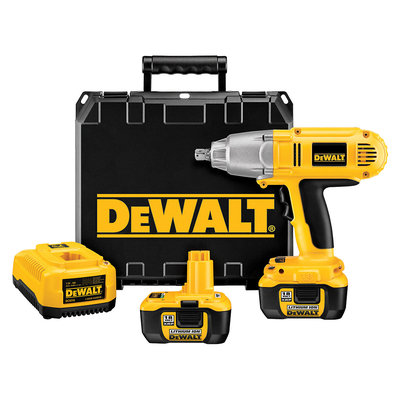 Dewalt DCF059KL 18V Cordless Li-lon 1/2 in. Impact Wrench Kit