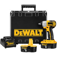 DEWALT DC823KA 3/8 18V Cordless XRP Impact Wrench Kit