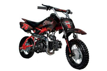 Monster Moto, Llc Monster Moto MM-X70F Pit Bike