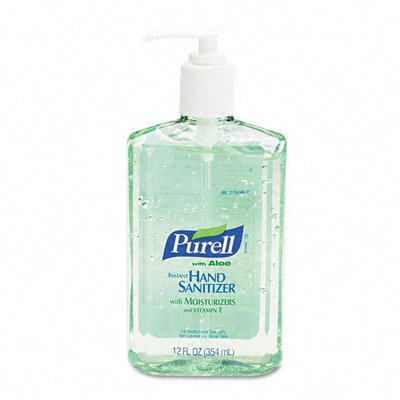 GOJO PURELL Instant Hand Sanitizer - GOJO INDUSTRIES INC