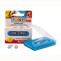 Alpine Netherland Bv Alpine Pluggies Kids Swim Earplugs