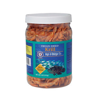 San Francisco Bay Brand Freeze Dried Krill 4 oz