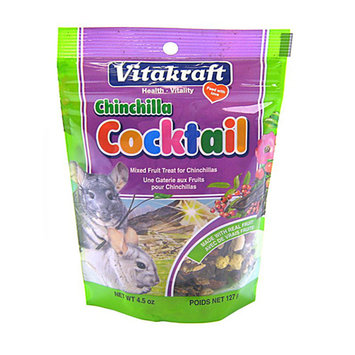 VitaKraft Chinchilla Cocktail Treat: 4.5 oz