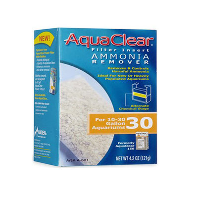 Imagine Gold Ammonia Remover Filter Insert Auqa Clear 71601
