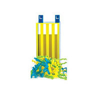 Super Pet Habitat Defined Enrichment Pod Preen Machine - Yellow