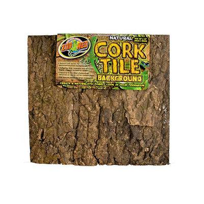 Zoo Med-Aquatrol ZM04103 Cork Tile Background Large