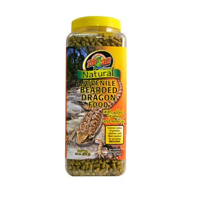 Zoo Med Labs Inc. Zoo Med Labs Natural Bearded Dragon Food Juvenile Formula - 20 oz