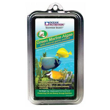 Ocean Nutrition Salt Creek Ocean Nutrition - Salt Creek - AON25020 Seaweed Select Green Marine Algae with Garlic - .4 oz.