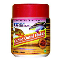 Ocean Nutrition Salt Creek Ocean Nutrition - Salt Creek - AON25645 Cichlid Omni Flake Food 1.2 oz.