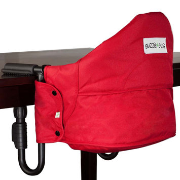 guzzie + Guss Perch Hanging High-Chair - Red