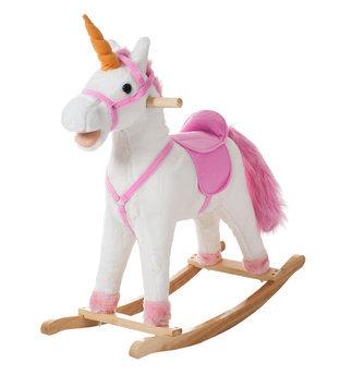 Trademark Happy Trails Bella the Rocking Unicorn