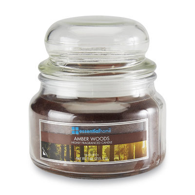 Langley Products L.l.c. 9-Ounce Jar Candle - Amber Woods