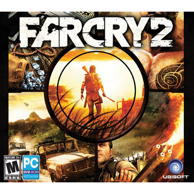 Ubisoft Far Cry 2 for PC