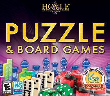 Encore 29040 Hoyle Classic Puzzle & Board Jc