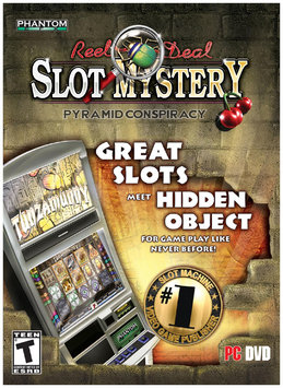 PHANTOM EFX 11707 REEL DEAL SLOT MYSTERY -WIN XPVISTAWIN 7